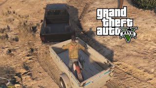 GTA 5 - Going to the Motocross Track