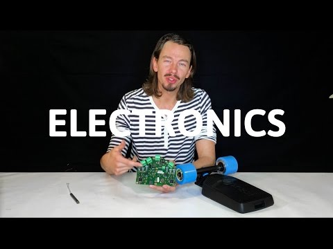 Let's get nerdy! The Mellow Boards Electronics.