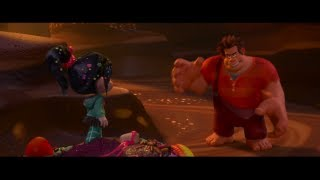 Wreck-It Ralph: Ralph argues with Vanellope in her Hideout thumbnail