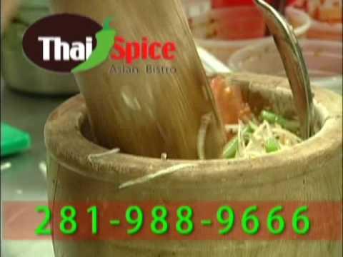 Thai Spice Asian Bistro Ad on VAN TV