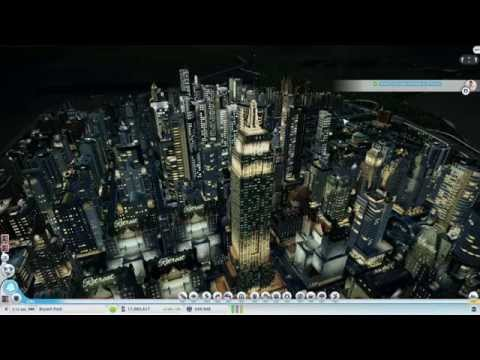 SimCity FreeStyle - S2.EP4: Bryant Park, Times Square & New York Public Library