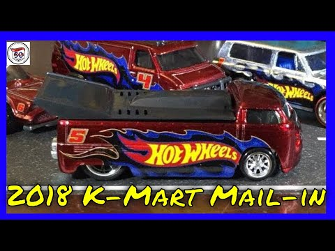 Mail Call - Unboxing Hot Wheels VW Drag Pickup