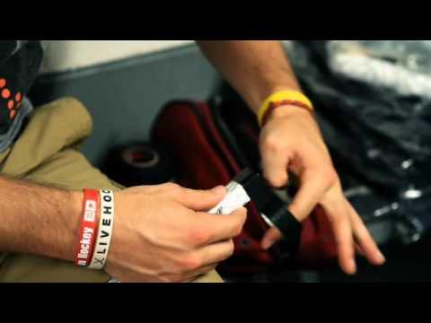 Matt Duchene's Hockey Stick Routine