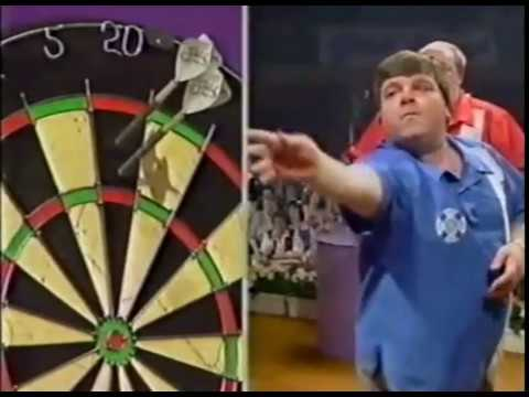 Wales vs. Scotland - Semi-Final - 1990 BDO Home Internationals