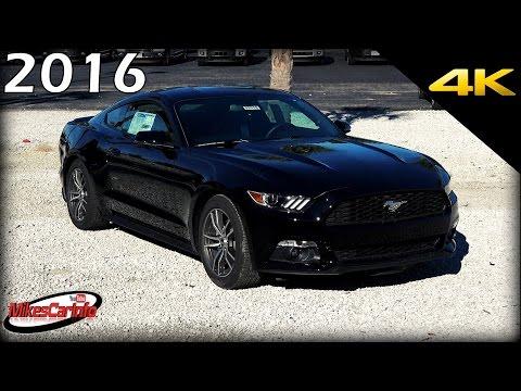2016 Ford Mustang EcoBoost Premium - Ultimate In-Depth Look in 4K