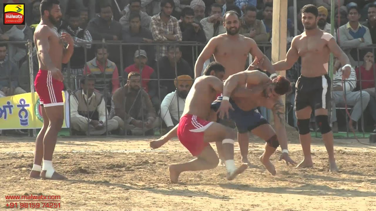 JAGRAON (Ludhiana) || KABADDI CUP - 2015 || OPEN PRELIMINARY ROUNDS || Part 3rd.