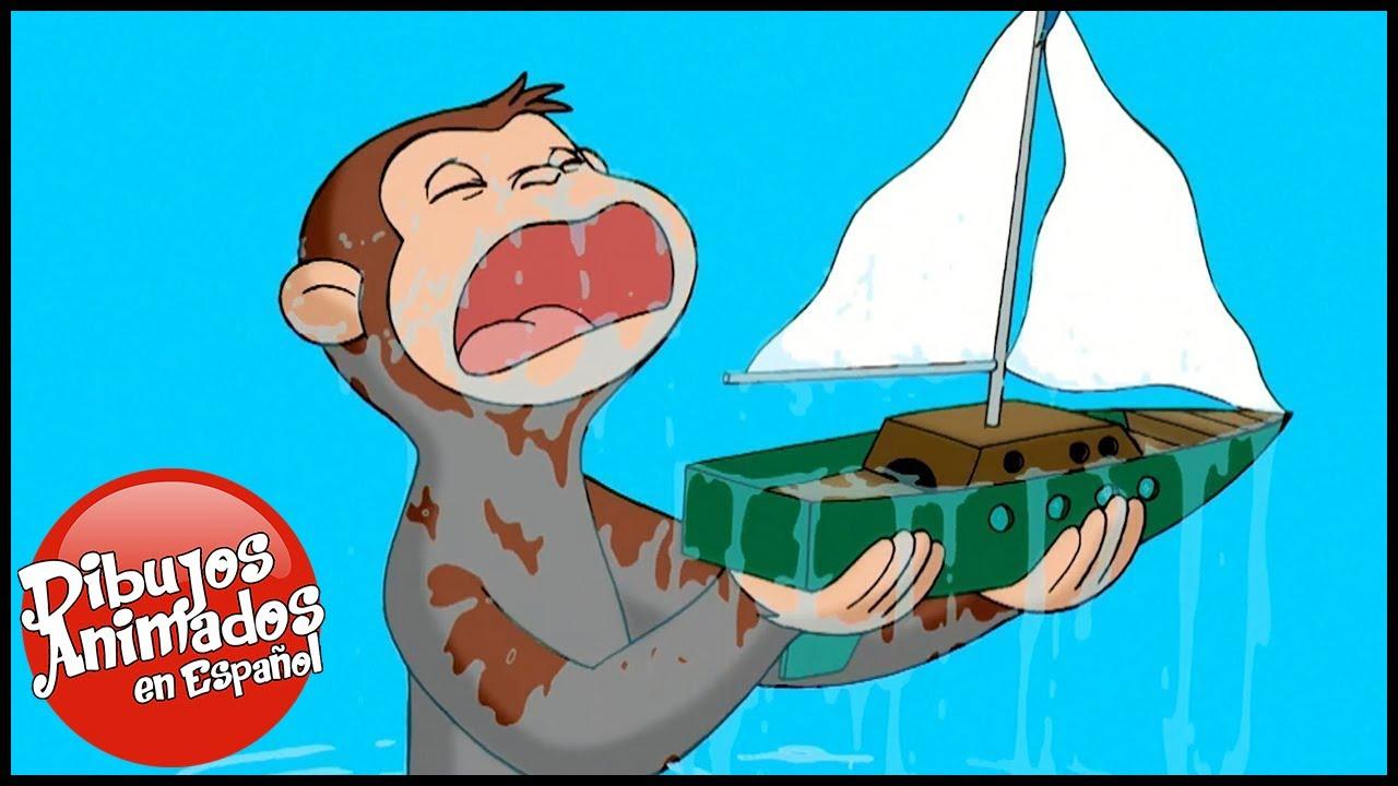 Jorge El Curioso En Español Cómo Hacer Un Barco Flote Episodio