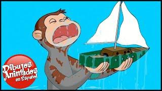 Jorge el Curioso en Español 🐵 Cómo Hacer un Barco Flote🐵 Episodio Completo 🐵 Caricaturas Para Niños