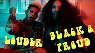 Marshall Law Band - Louder (Black & Proud) Feat. Nobi  [OFFICIAL MUSIC VIDEO]