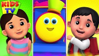 Say Boo To Bullying | Bob The Train Shorts | Cartoon Shows & Short Stories for Kids