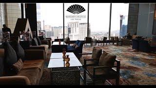 Mandarin Oriental Las Vegas - Mandarin Studio Room Tour