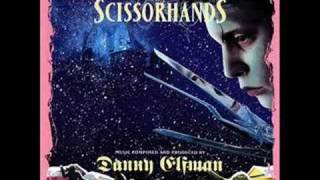 Edward Scissorhands OST Ice Dance