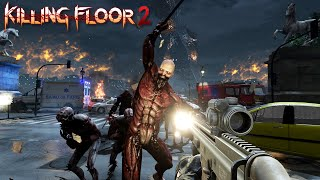 DES ZOMBIES DANS PARIS - Killing Floor 2 familial