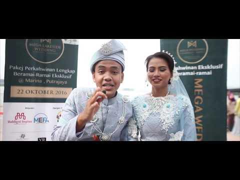 Mega Wedding Malaysia 1.0 ( Oktober 2016 ) @ Marina, Putrajaya
