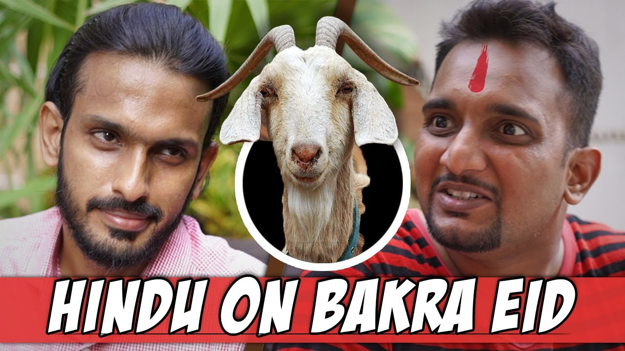Download Hindu on Bakra Eid - Sajid Ali