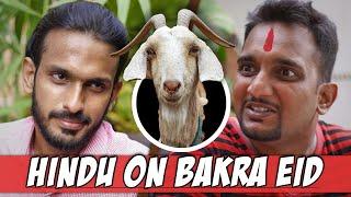 Hindu on Bakra Eid - Sajid Ali