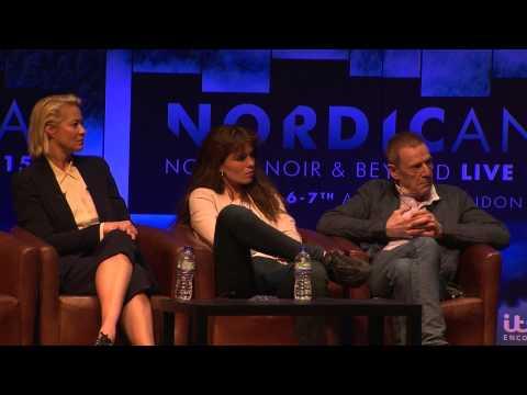 The Legacy cast Q&A at Nordicana 2015 #1