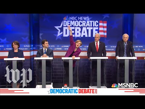 SNL covers impeachment hearings, Democratic debate with A-list cast