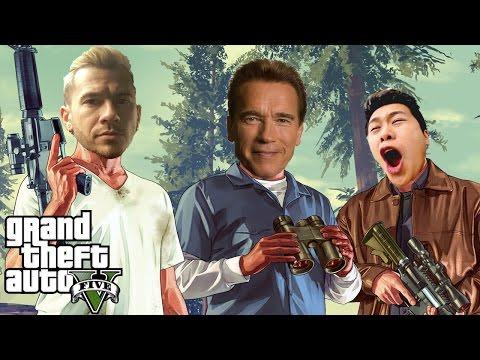 TEAM ALBOE HEISTS #5 | GTA 5 Funny Moments (GTA 5 Online Heists)