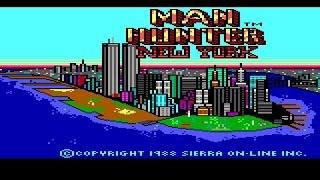 Manhunter - New York gameplay (PC Game, 1988)