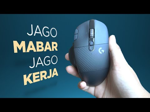 gaming-wireless-dipake-kerja!---logitech-g604-lightspeed