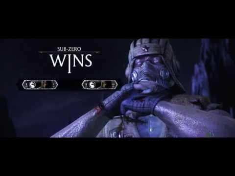 REO (Predator - Hunter) VS SonicFox (Sub-Zero Cryomancer) Online Set