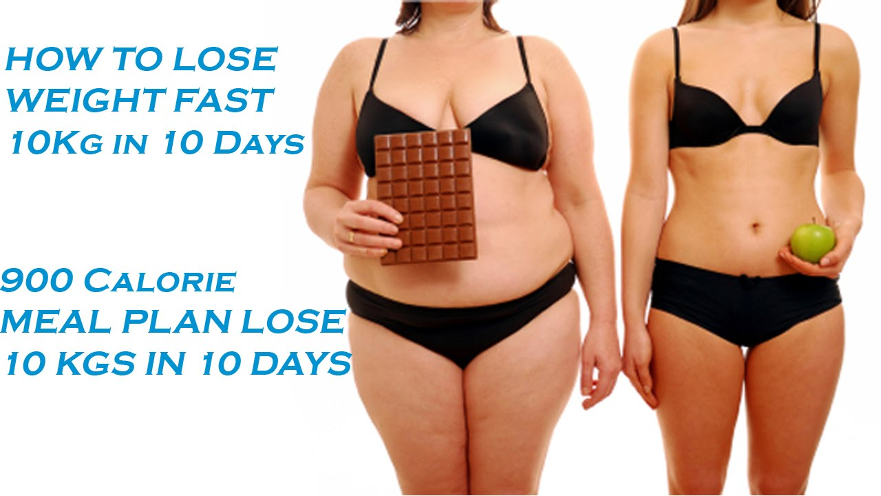 how to loose weight in days