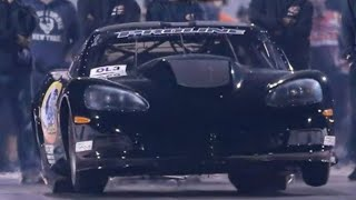 Tim Lynch 2010 World Record Pass 6.26@232Mph Corvette on 10.5 Inch Tire!!!!