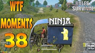 Rules of Survival Funny Moments - WTF Ros #38