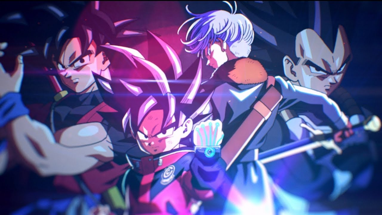 Dragonball Super Heroes