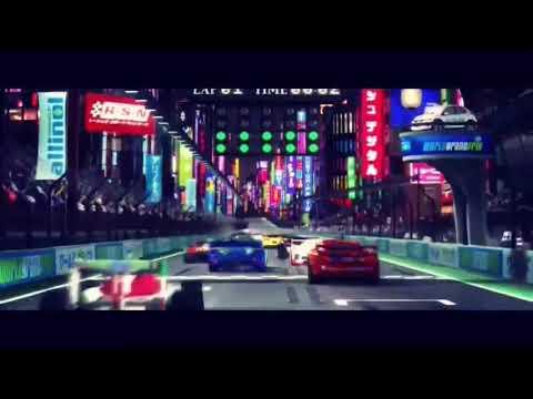 Cars 2-zz ward ride- (music video)