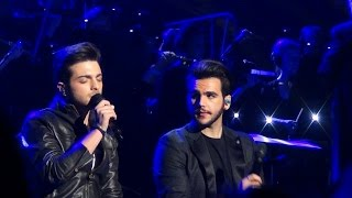 Il Volo - Unchained Melody. Duet by Gianluca & Ignazio. Feb. 17, 2016