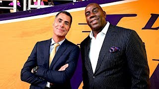 Bleacher Report's Ric Bucher: Lakers Unlikely to Make a Big Move This Season | The Rich Eisen Show