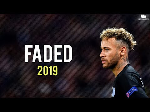 Neymar Jr ► Alan Walker - Faded ● Crazy Skills & Goals 2019 | HD