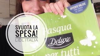 Svuota la spesa #15 - Linea Deluxe | Lidl Italia
