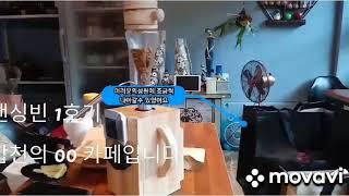 가정용 커피로스트기 댄싱빈