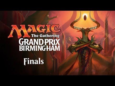 Grand Prix Birmingham 2017 Finals