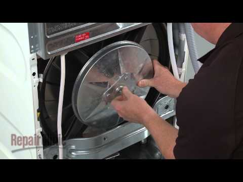 Drive Pulley - Asko Washer