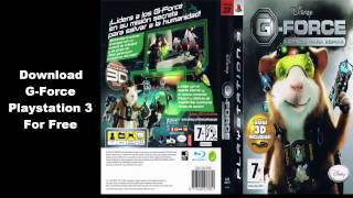 Download G-Force Playstation 3