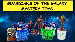 Guardians Of The Galaxy Mystery Packs!