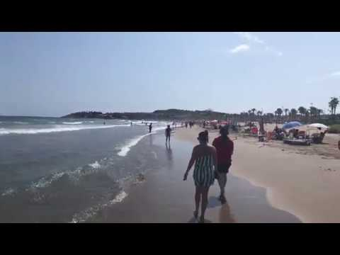 Golden Donaire Beach La Pineda Part 3