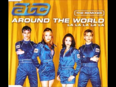 ATC - Around The World (La La La La La) (Extended Club Mix)