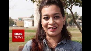 Breaking the period taboo in Pakistan- BBC News