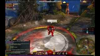 Awesome Warrior Longbow & Dual Swords Build - Guild Wars 2 - Tournament PVP
