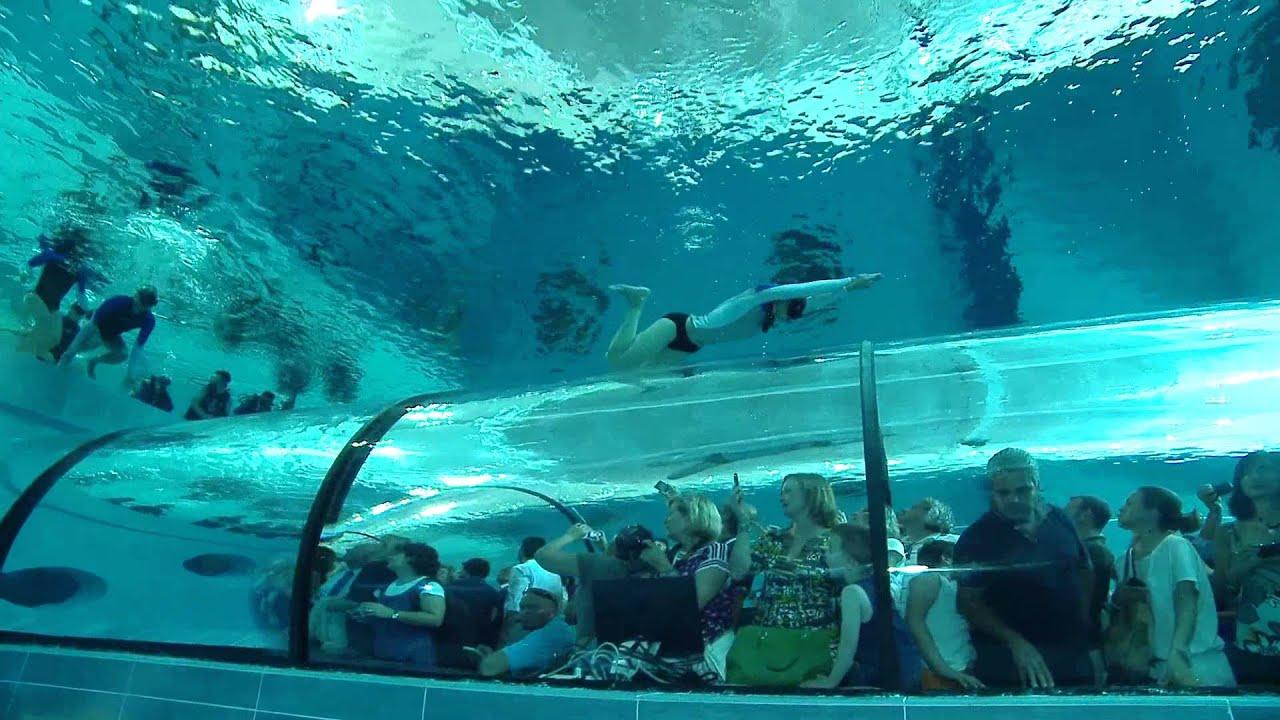 World 39 S Deepest Pool Y 40 Inauguration I Youtube