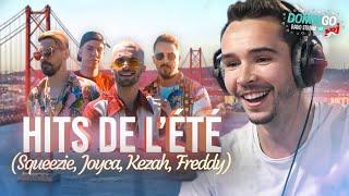 LES HITS DE L'ÉTÉ ! (Squeezie, Joyca, Kezah & Freddy)