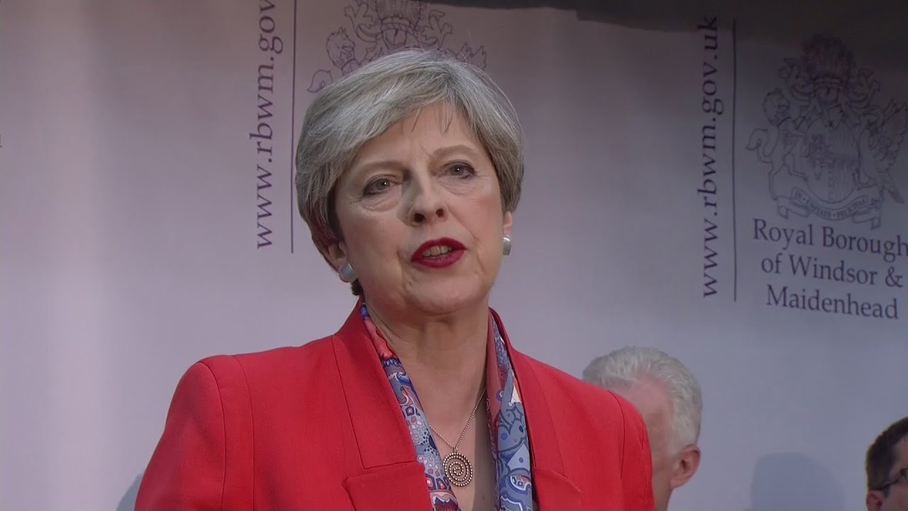 Dear Theresa: What A Difference A Year Makes