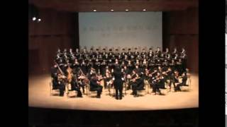 Gloria, RV589. by A. Vivaldi. KNUA Concert Choir & Chamber Orchestra. cond. DR. Henry J. Paik (한예종)
