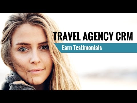 [HD] Travel Agency CRM: Earn Testimonials