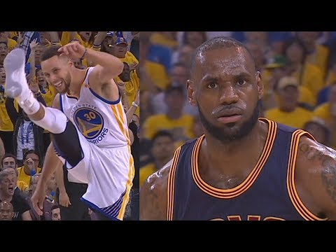 Kevin Durant Dominates Game 1 38 Pts! LeBron 8 Turnovers! NBA Finals 2017